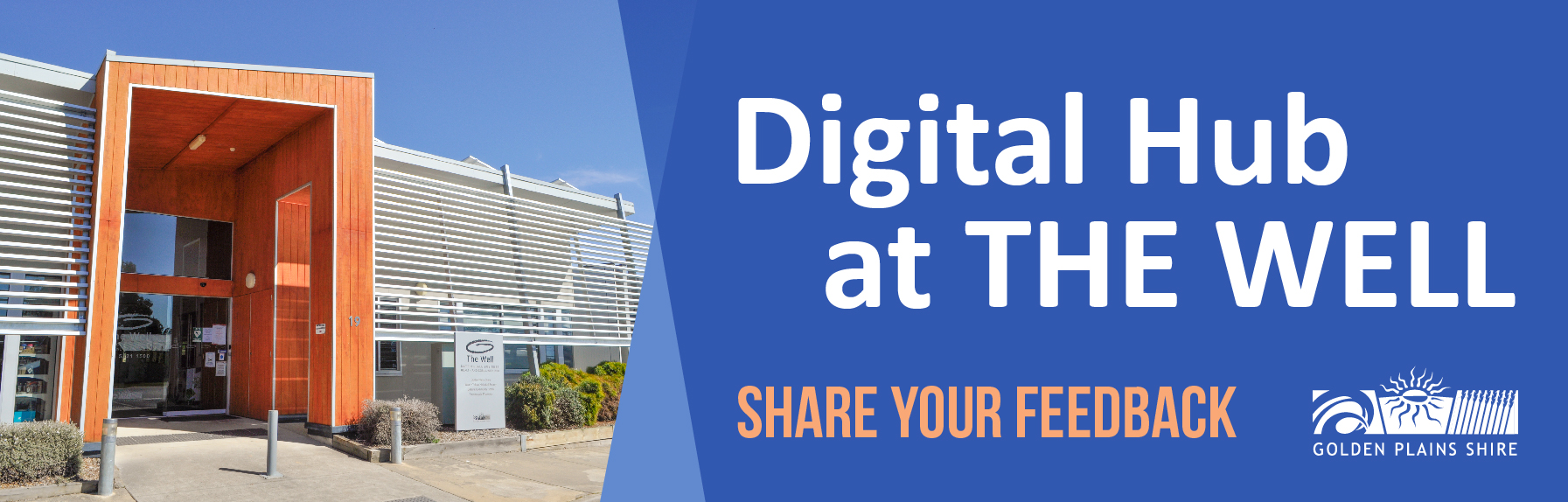 Digital Hub at The Well Golden Plains Shire Council