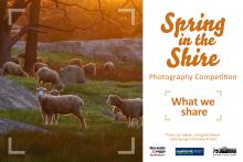 Golden Plains Shire Council Spring in the Shire Photography Competition 2021